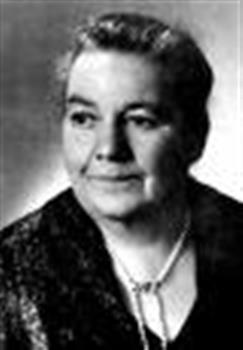 Dr Johanna Budwig